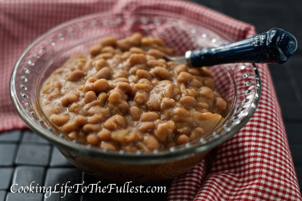 Baked Beans in the Crock-Pot