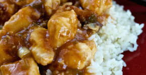 Chang's Spicy Chicken - Copycat from P.F. Changs