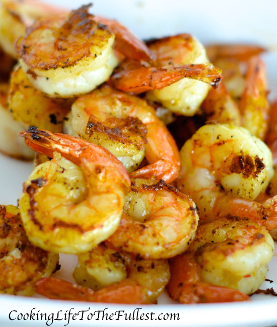 Zesty Lemon Saut Ed Shrimp Cooking Life To The Fullest