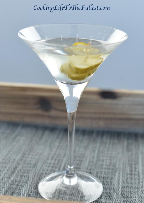 Pickletini Cocktail