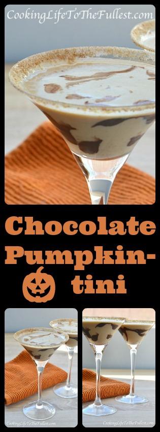 Chocolate Pumpkin-tini