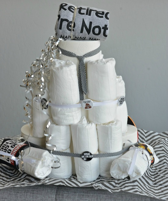 Fun Retirement Cake