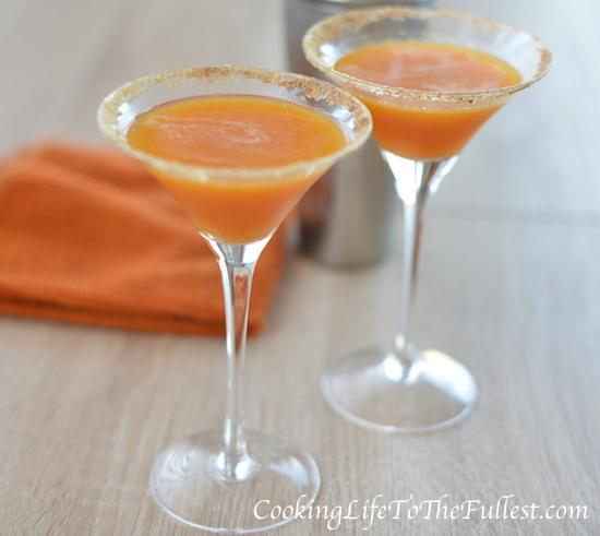 Pumpkin-tini