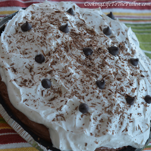 Easy Chocolate Pie