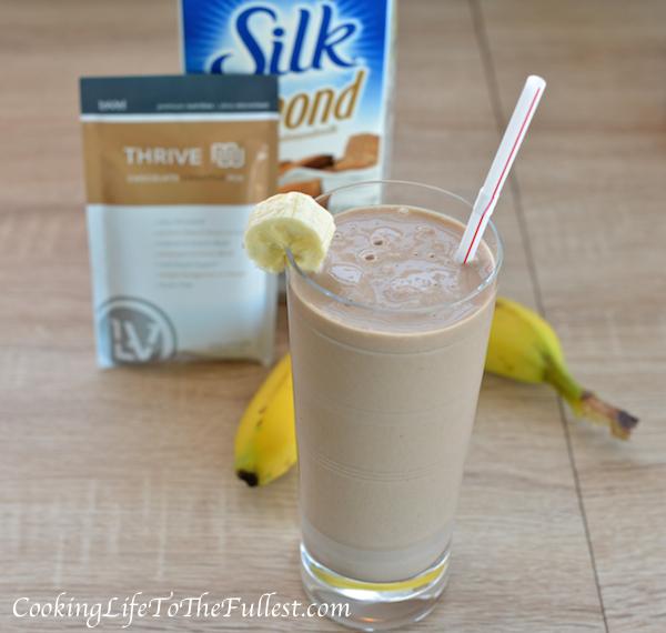 Chocolate Monkey Shake