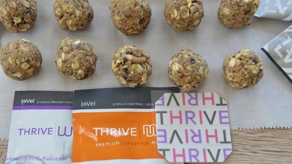 THRIVE Energy Balls