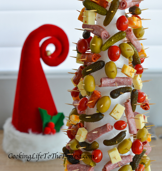 Christmas Tree Food Recipe